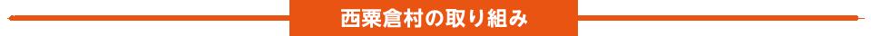 西粟倉村の取り組み