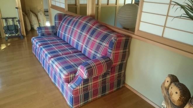 大型家具の移動
